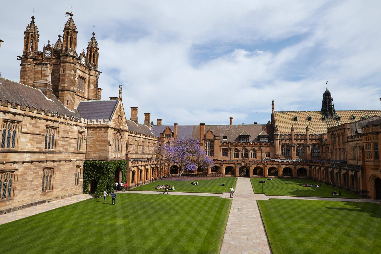 悉尼大学 ( The University of Sydney )